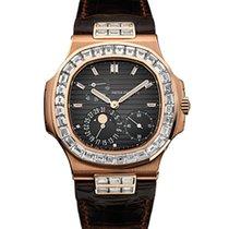 Patek Philippe [NEW][SPECIAL] 5724R Grande Nautilus Baguette...