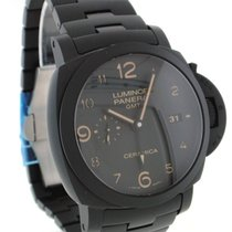 Panerai Luminor 1950 Tuttonero GMT Black PAM00438 Ceramic