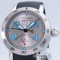Chronoswiss Timemaster Retrograde Day  CH-8143-WH