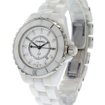 Chanel Ladies J12 White