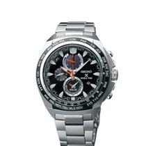 Seiko Prospex World Time Solar Chronograph SSC487P1