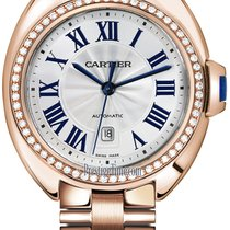 Cartier Cle De Cartier Automatic 31mm WJCL0003