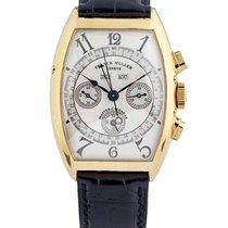 Franck Muller Master Calendar Magnum Cronografo In Oro Giallo...