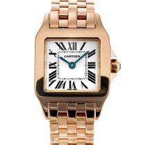 Cartier Watch Santos Demoiselle W25073X9