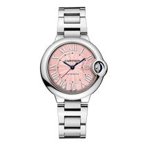 Cartier Ballon Bleu Automatic Ladies Watch Ref W6920100