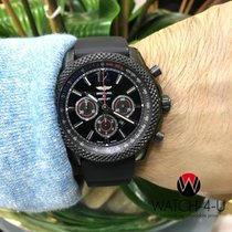 Breitling By Bentley Barnato 42 Midnight Carbon M41390 Black