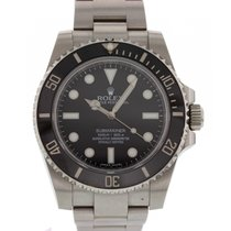 Rolex Oyster Perpetual Submariner NO DATE 114060