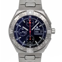 Tutima Military Air Force Day/Date Chronograph Automatic Men's...