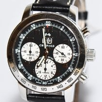 Chopard Mille Miglia JACKY ICKX Chronograph 8934 Stahl limie