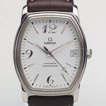 Omega De Ville Prestige Tonneau Automatic Chronometer