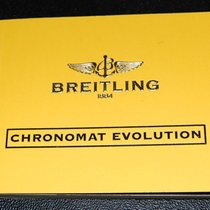 Breitling Chronomat Evolution Heft