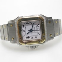Cartier Pasha Power Reserve Stahl/Gold 1033