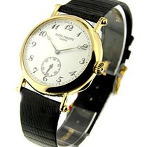 Patek Philippe 3960 150th Anniversary Officers in Yellow Gold