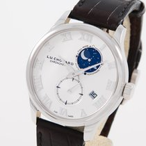 Chopard L.U.C Lunar Twin White Gold perfect condition fully...