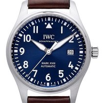 IWC Pilot`s Watch Fliegeruhr Mark XVIII Edition Le Petit Prince