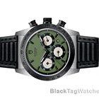 Tudor Fastrider Chrono 42010N Green Watch