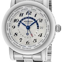 Montblanc Star World Time GMT 109286