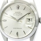 Rolex Air King Date 5700 Steel Automatic Mens Watch Head Only...