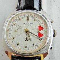 Favre-Leuba football vintage acciaio anni '60 manuale ref....