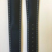 Omega Seamster Blue Rubber Strap 22mm