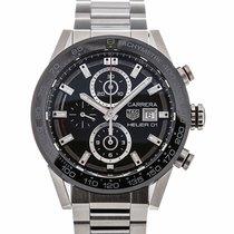 TAG Heuer Carrera 43 Chronograph Steel Bracelet