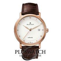 Blancpain Men's Villeret Automatic Watch Ultraplate T
