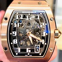Richard Mille NEW RM 67 ETRA FLAT AUTOMATIC ROSE GOLD