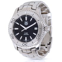 TAG Heuer Link 200M WJ1110-0 Mens Diver's Watch in...