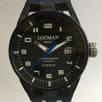 Locman Montecristo Carbon Automatic Limited Edition 1000 pc