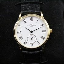 Baume & Mercier - 18 kt gold -Men's wristwatch - Year: 2000