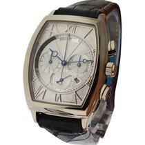 Breguet 5400BB/12/9V6 Heritage Chronograph in White Gold - on...