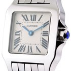 Cartier Santos Collection Demoiselle Stainless Steel 21mm Ref....
