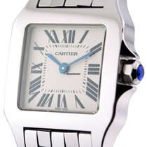 Cartier Santos Collection Demoiselle Stainless Steel 21mm