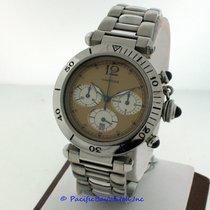 Cartier Pasha Chronograph Pre-owned Men's