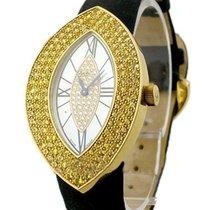 Chopard 13/7050/10 Ovale Yellow Gold - Large Ladys Size -...