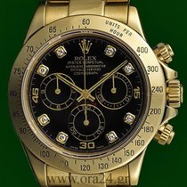 勞力士 (Rolex) Daytona Cosmograph 116528 Yellow Gold Diamonds...