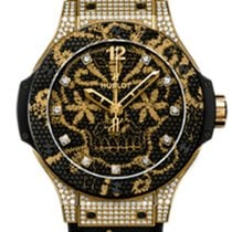 Hublot Big Bang 41 Mm Broderie Ed. Limitata 200 Pezzi