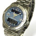 Breitling Aerospace Avantage Titanium Ref E79362 Chronometer...