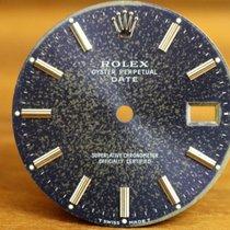 Rolex Date Blue stardust dial