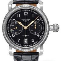 Longines Heritage Men's Watch L2.783.4.53.2