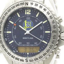 Breitling Polished Breitling Team 60 Pluton Serie Limitee...
