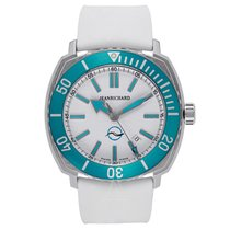 JeanRichard Men's Aquascope Kind Surf Watch