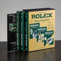 Rolex Encyclopedia 3 libri in cofanetto
