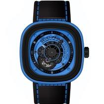 Sevenfriday P-Series P1/04 Blue RRP £950