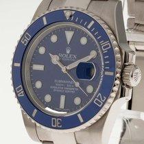 勞力士 (Rolex) Oyster Perpetual Date Submariner Weißgold Ref....