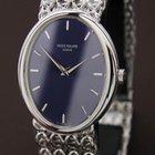 Patek Philippe Ellipse 18k White Gold Spectacular Nos Watch