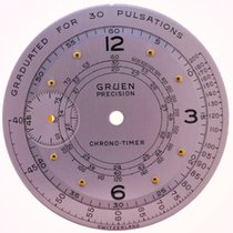 Gruen Precision Chrono-Timer for Chronograph