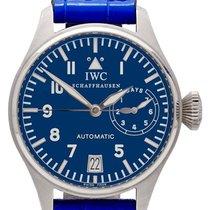 IWC Big Pilot's Watch Platin Limitiert 500 Stück IW500202