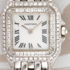 Cartier WF3118F3 Ladies Panthere, White Gold