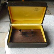 IWC große vintage Lederbox 70er Jahre